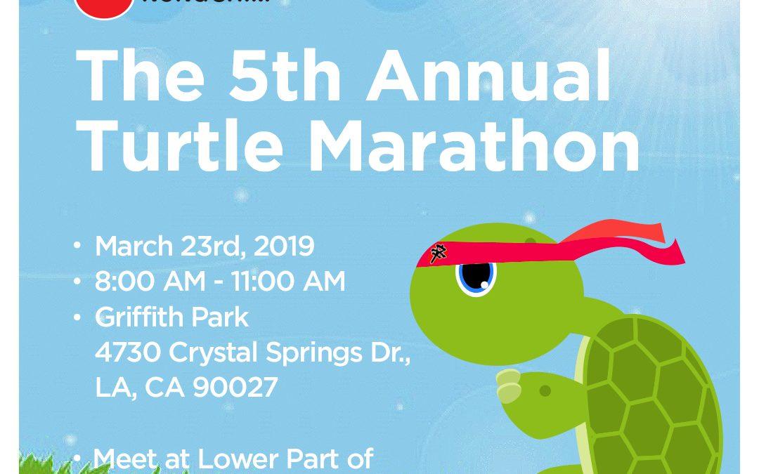 The 5th Annual turtle Marathon