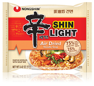 Image for Shin Light Air Dried Noodles